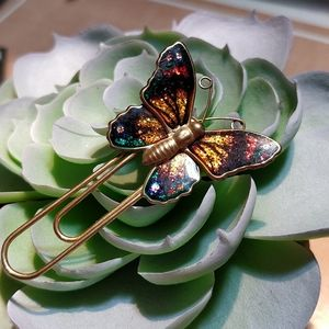 Other - Fancy Colorful Butterfly Paperclip- Gift
